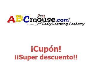 Cupon Abcmouse