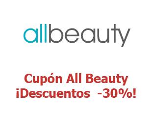 Cupones de Descuento All Beauty