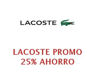 Cupon lacoste